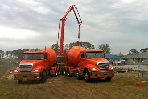 Constable Bros Concrete | Trucks