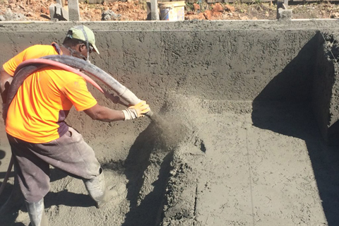 Constable Bros Concrete | Pool Mix